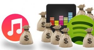 Las ventas de iTunes se desploman