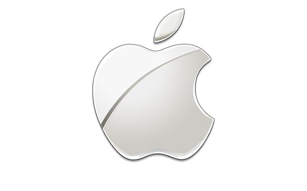 Logo de Apple desde 2008