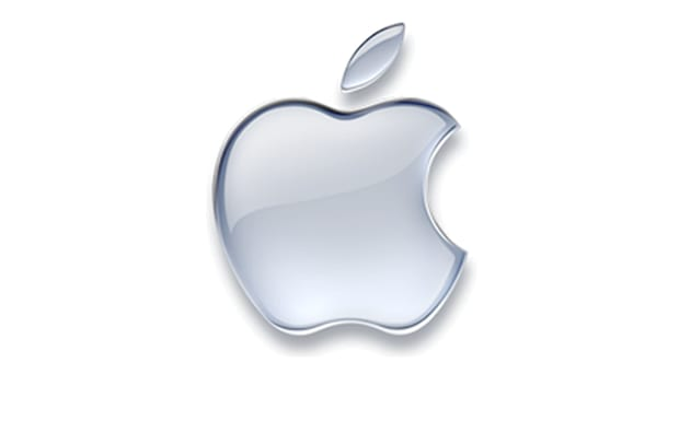 Logo de Apple entre 2001 y 2007