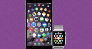 Portada interfaz Apple Watch