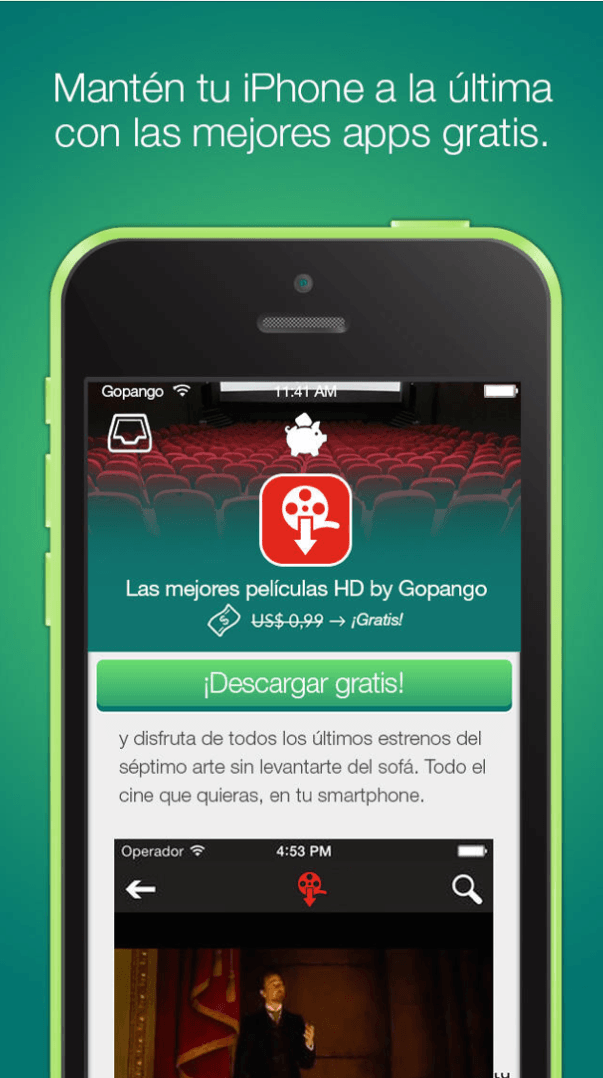 App Dia Gratis Iphone