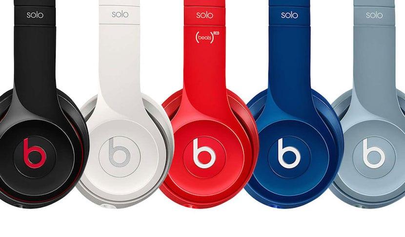 Nuevos auriculares inalámbricos de Apple y Beats, los Solo2