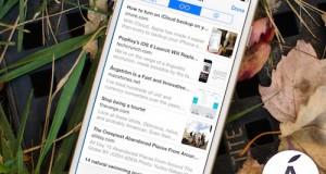 Cómo usar la lista de lectura de Safari en iPhone y iPad