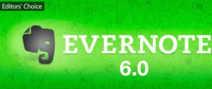 Evernote 6.0 para Mac se actualiza con diseño inspirado en OS X Yosemite
