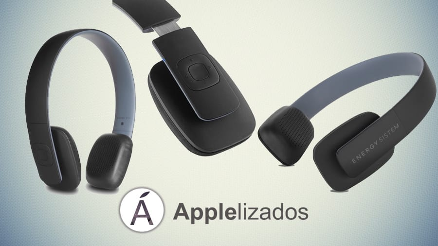 Energy Headphones BT3, los elegantes auriculares bluetooth que tu iPhone necesitaba