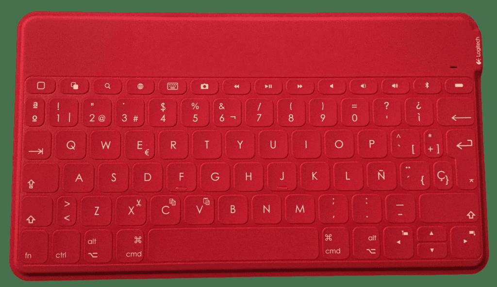Keys To Go para iPad de Logitech 003
