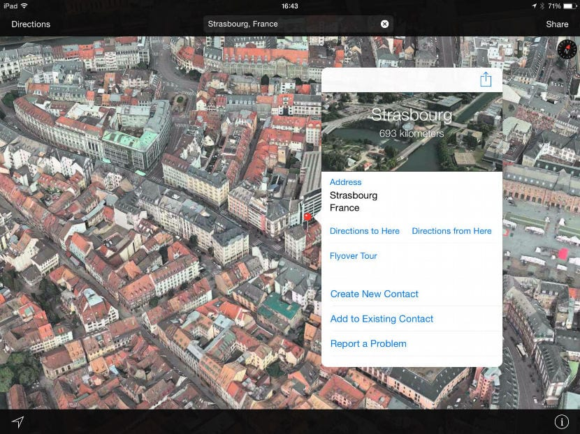Apple-Maps-Flyover-Strasbourg-in-France