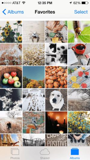 Como hacer presentaciones de fotos en tu iPhone o iPad 1