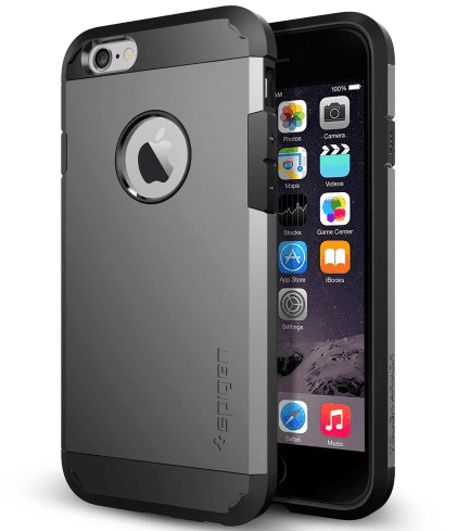Funda Spigen Tough Armor iPhone 6 MobileFun