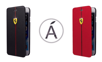 Funda iPhone 6 Ferrari LeTrendy