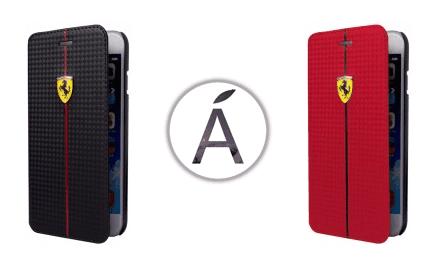 Funda iPhone 6 Ferrari LeTrendy