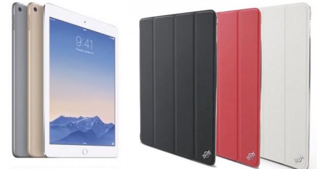 Protección y diseño con esta funda X-Doria para iPad Air 2