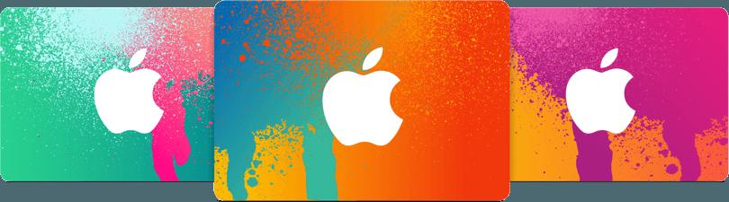 Tarjeta regalo App Store