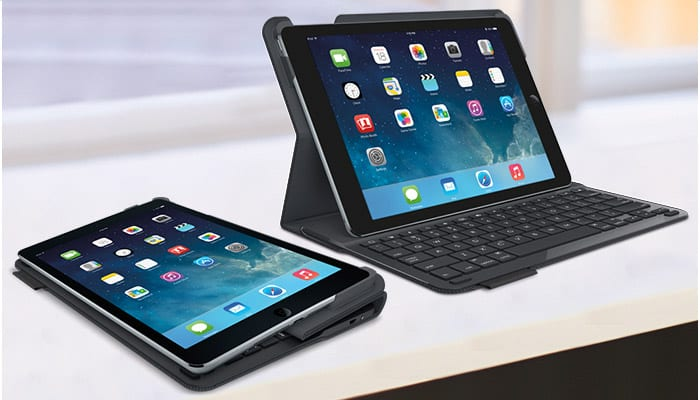 Type+ de Logitech para iPad Air