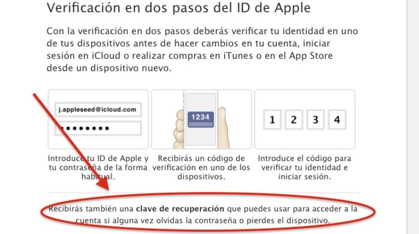 eb409f01d69 Apple eliminará la clave de recuperación de 14 dígitos