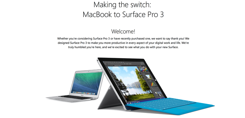 macbook to surface pro 3