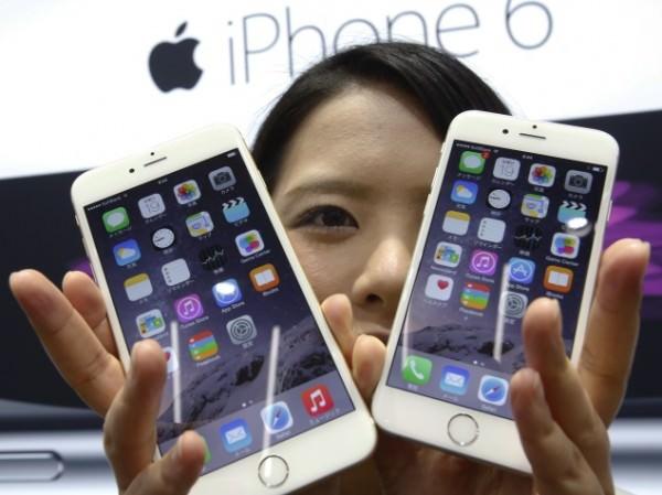 Apple vendió más iPhones en China que en Estados Unidos