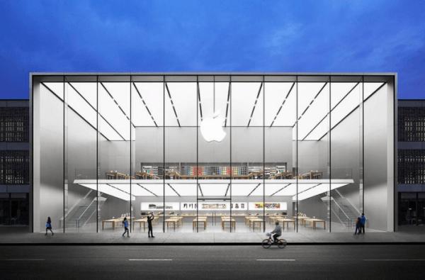 Hangzhou, la Apple Store más grande de Asia, abre sus puertas