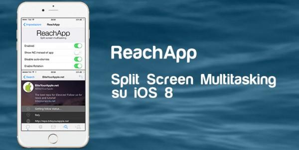 La multitarea real llega a iOS vía Jailbreak