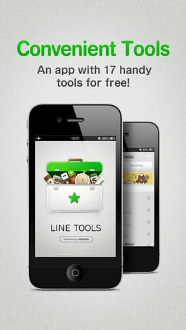 Line Tools, una app multiusos con muchas herramientas