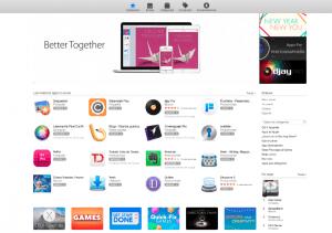 Mac App Store portada