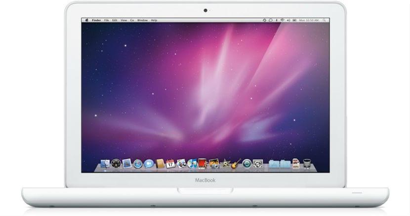 Macbook 2010 demanda