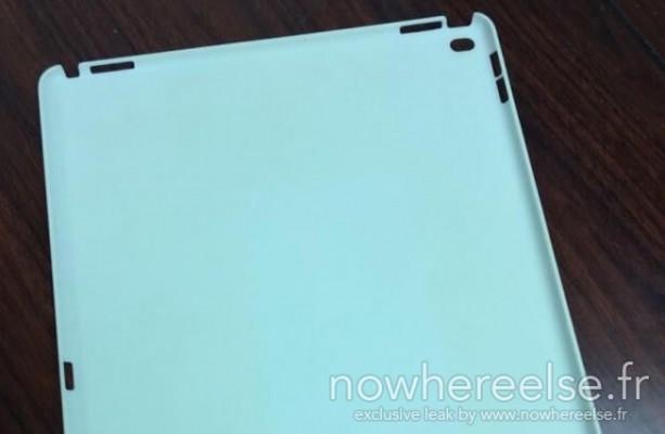 Supuesta carcasa diseñada para el iPad Pro