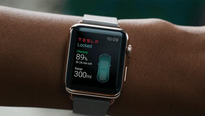 Tesla-Apple-Watch