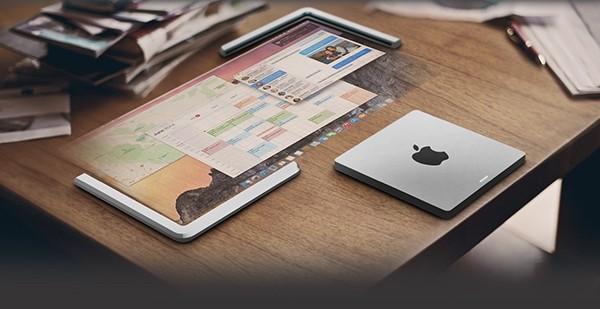 Tomás Moyano Apple lightMac