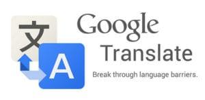 Google Translator para iOS, una App indispensable