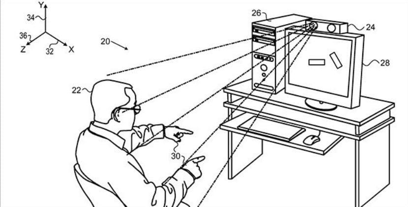 patente parecida al Kinect para el Mac y Apple TV