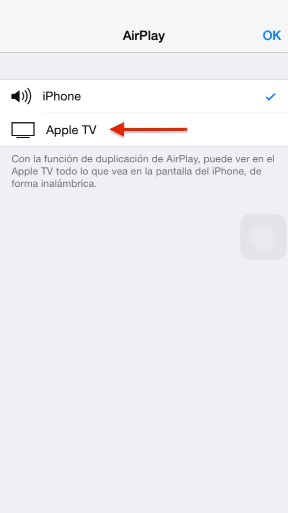 Cómo usar AirPlay