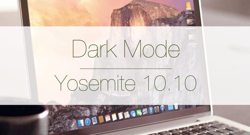 Dark mode-modo oscuro-yosemite-atajo-teclado-0