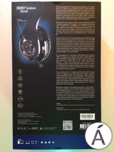 Disfruta del mejor sonido con los auriculares BT9 de Energy Sistem 03