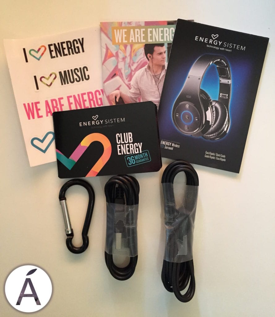 Disfruta del mejor sonido con los auriculares BT9 de Energy Sistem 08