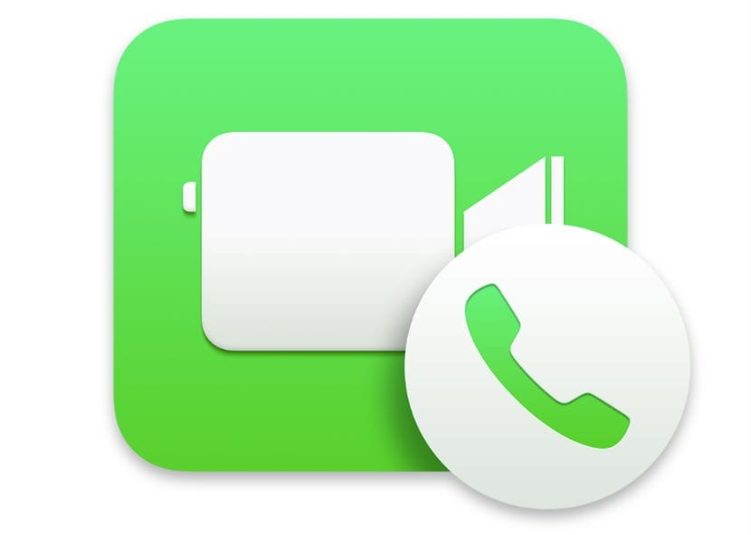 FaceTime llamar Yosemite
