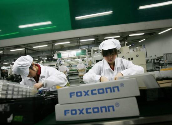 Foxconn, en el punto de mira del sindicato oficial chino