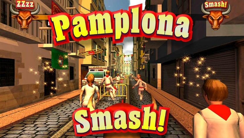 pamplona smash juego game