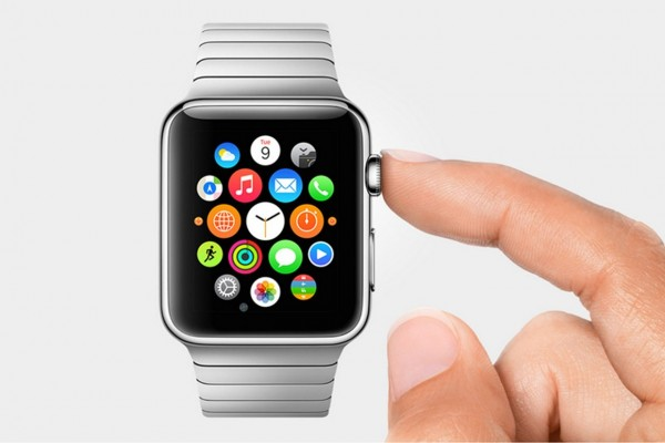 Así controlarás tu nuevo Apple Watch Corona digital
