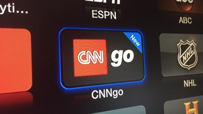 CNNGo Apple TV