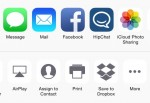 Compartir Twitter desaparece ultima beta iOS