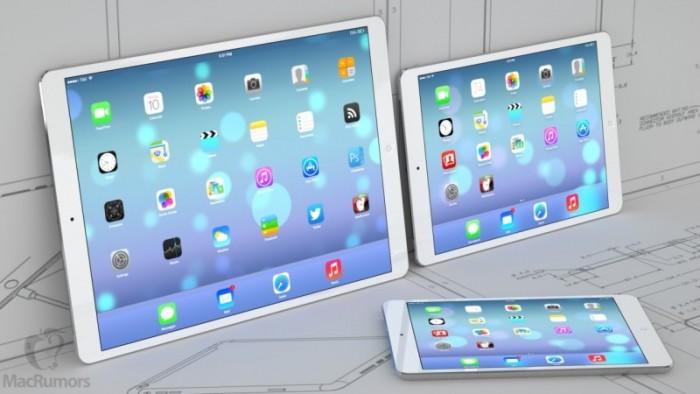 El próximo iPad Pro de 12,9 incluiría puertos USB 3.0