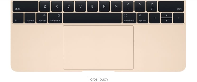 Force-touch