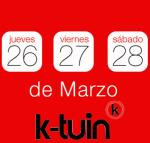K-Tuin aniversario grandes descuentos