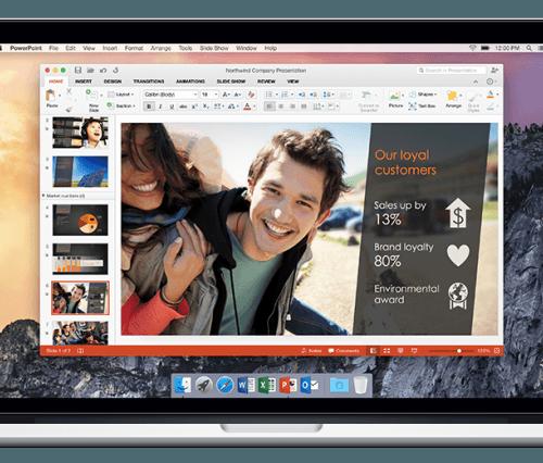 Microsoft lanza la beta pública de Office para Mac 2016