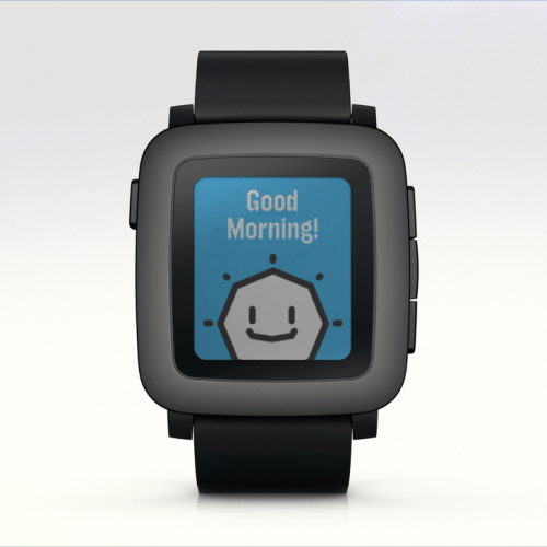Pebble planta cara al Apple Watch
