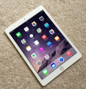 Por que Apple es remponsable caida ventas iPad