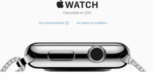 presentacion apple watch