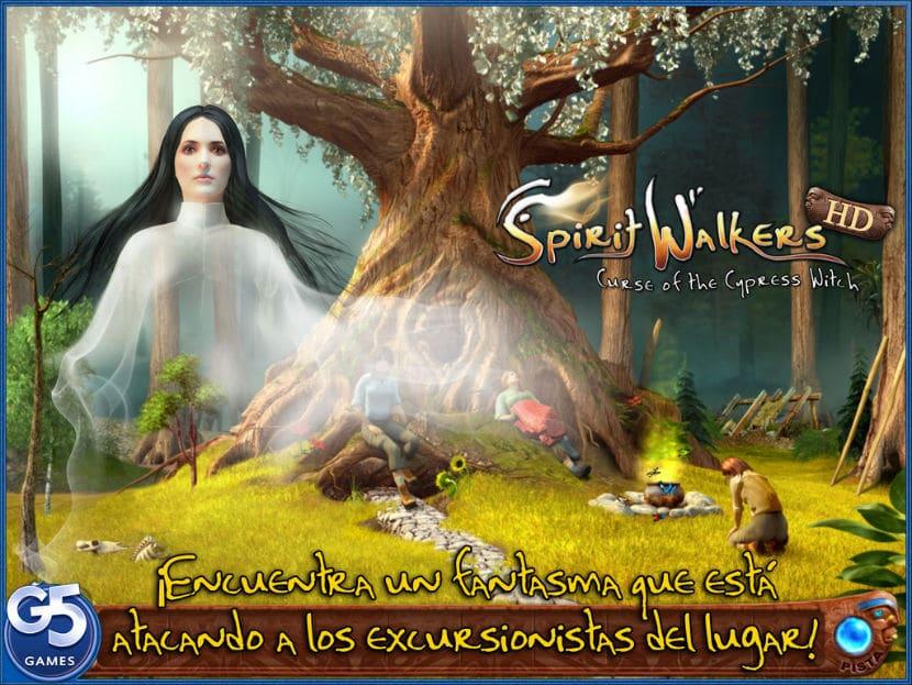 spirit walkers la maldicion de la bruja del cipres