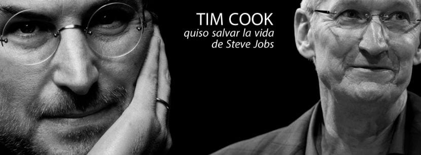 tim cook salvar vida steve jobs